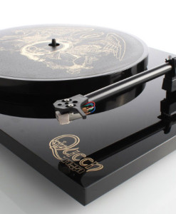 limited edition turntable